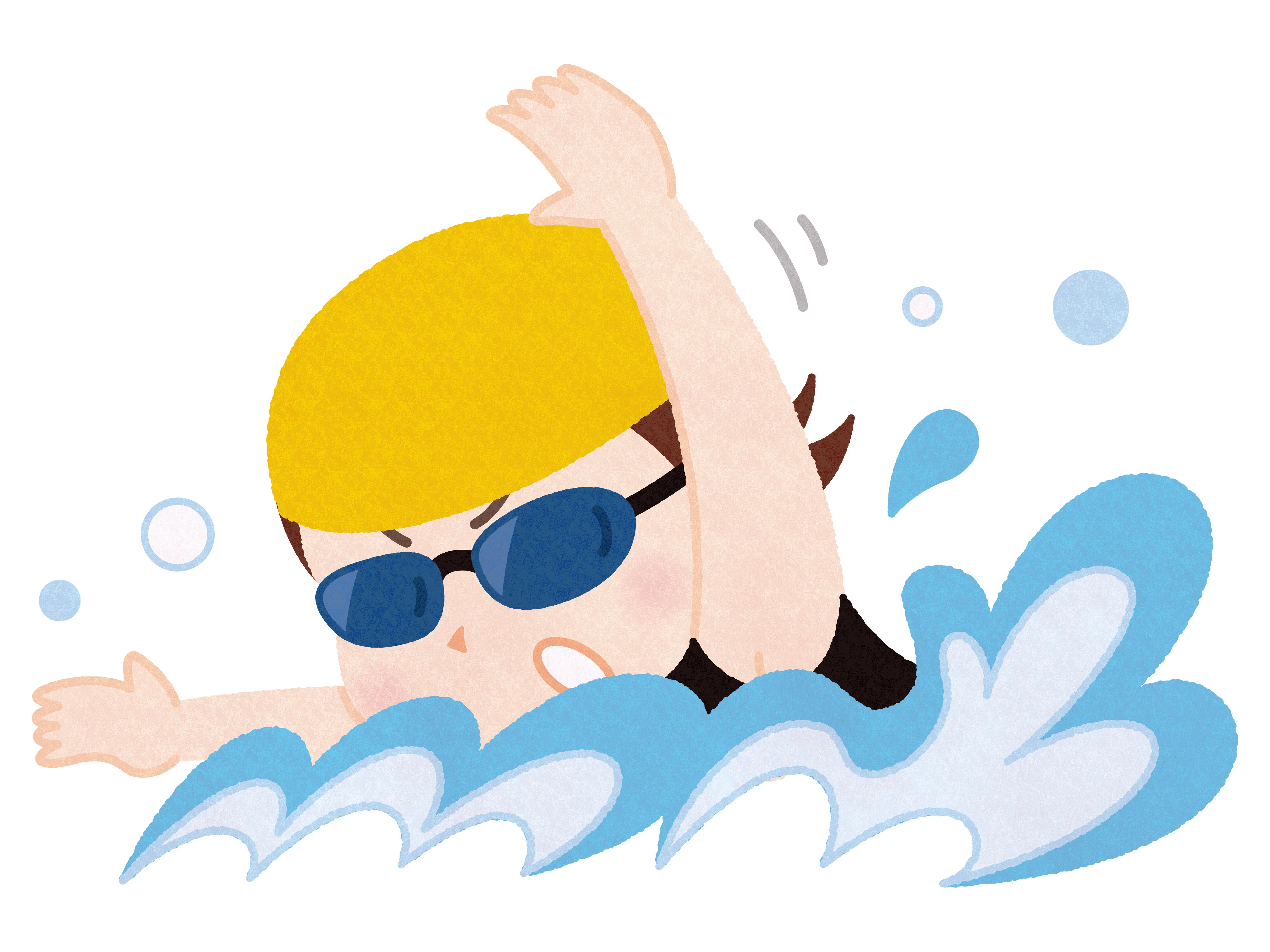 水泳選手 女性